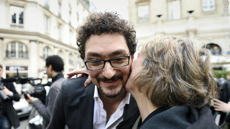 "VIDEO. Prix Renaudot : David Foenkinos dit son amour pour ""Charlotte"""