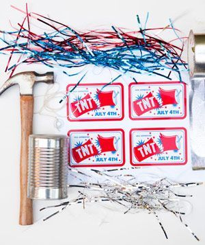 How To: Make Firecrackers (Don't tell my oldest son I posted this!)