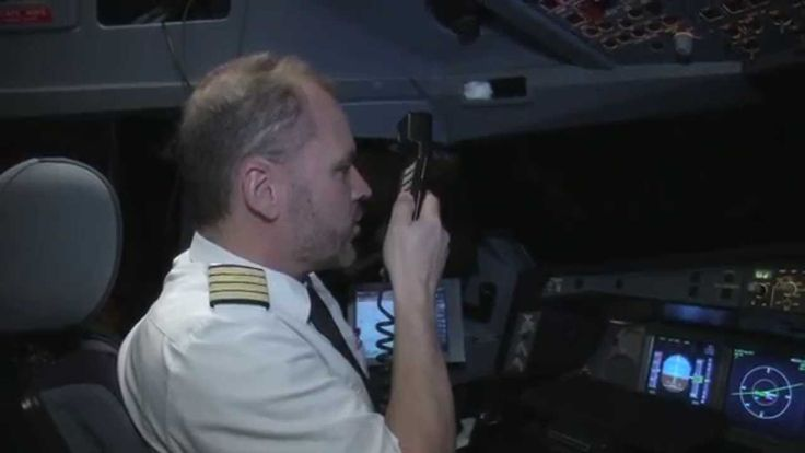 Lufthansa - Total Solar Eclipse - Watch From the Stratosphere