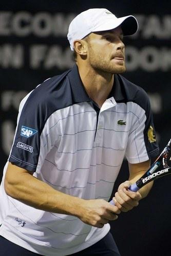 Andy Roddick - Tenis Totty 2012
