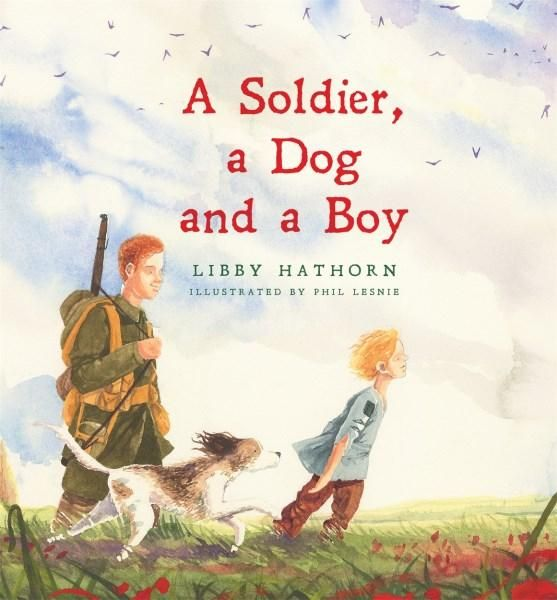 A young soldier far from home, a boy orphaned by war, and the stray dog that brings them together.