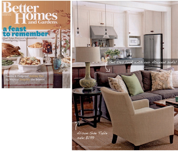 Boston Interiors Atwood Sofa In Better Homes And Gardens