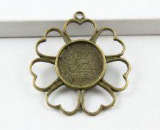Supports dans Fabrication de bijoux > Cabochons - Etsy Fournitures créatives - Page 9
