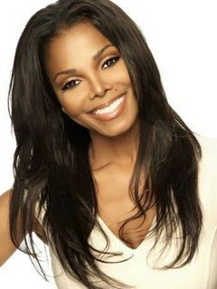 Jannet Jackson Free Parting Long Natrural Straight Human Hair Full Lace Wigs 20 Inches Item # W24295 Original Price: $1,405.00 Latest Price: $300.79