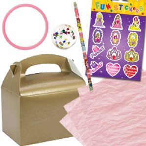 Girls Party Gift Box - PGB037