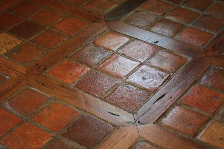 Brick Floor Inlays : Best images about tam s garden orchard shed on