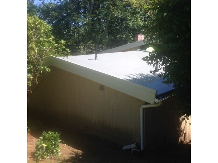 Orion Roofing And Sheet Metal Just Installed IB Roof Systemu0027s 50 MIL PVC  (Gray)