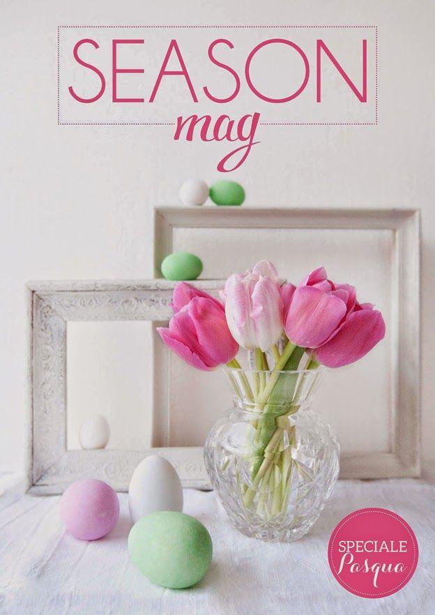 - VANIGLIA - storie di cucina: primavera, menù pasquali e riviste amiche...