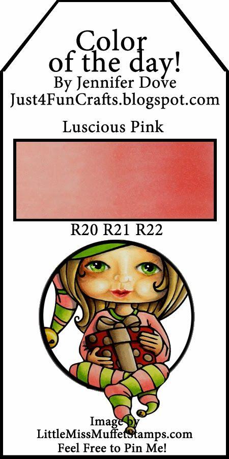126 Luscious Pink