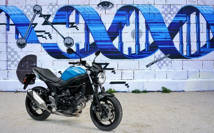 The Blue New SV6501