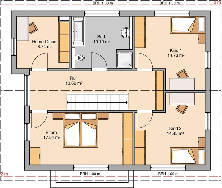 Moderne häuser satteldach grundriss  150 besten Grundrisse Bilder auf Pinterest | Super, Grundrisse und ...