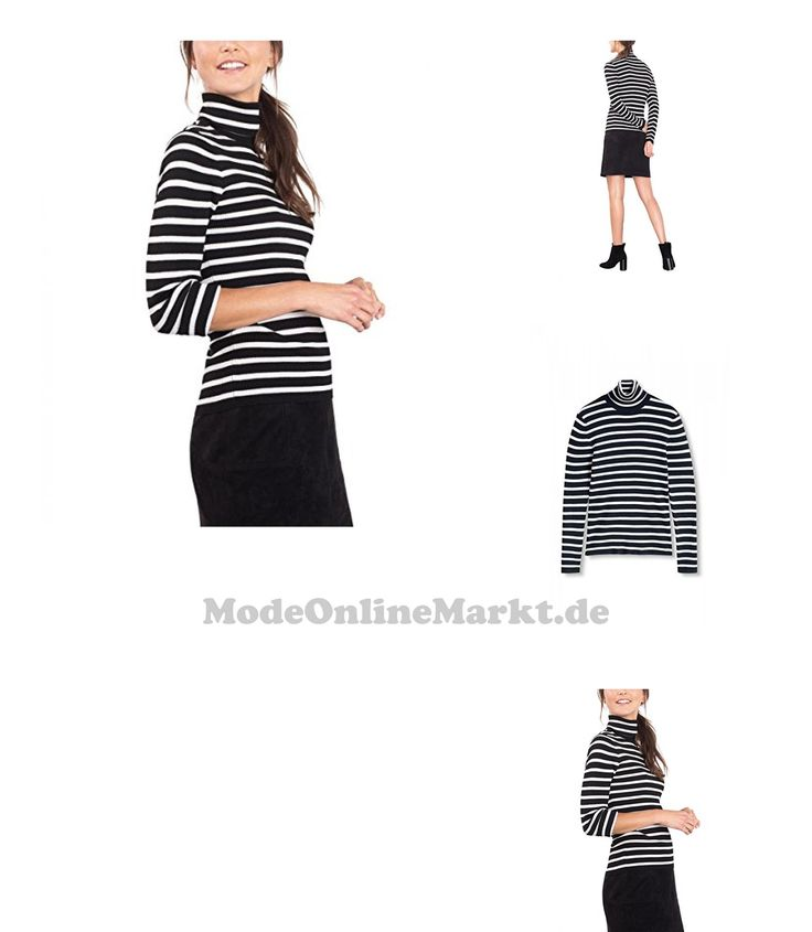 4057967134602 | #ESPRIT #Damen #Pullover #096EE1I038r, #Mehrfarbig #(Off #White #3 #112), #34 #(Herstellergröße: #XS)