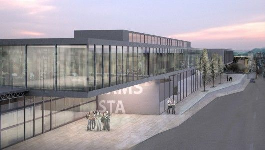 Antonio Citterio Patricia Viel and C+S Architects Win Competition to Redevelop Chiasso Train Station