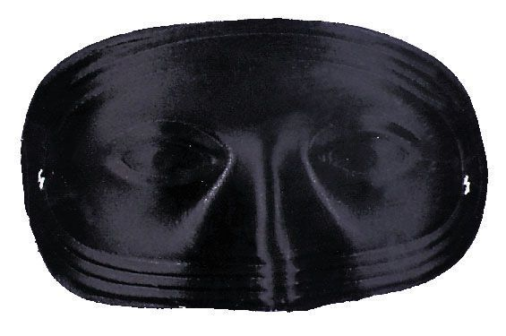 Nice Costume Accessories Mask Half With O Eye Holes just added...