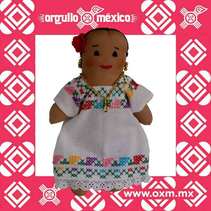 Boxitos Yucatecos (Muñecos de  Trapo)