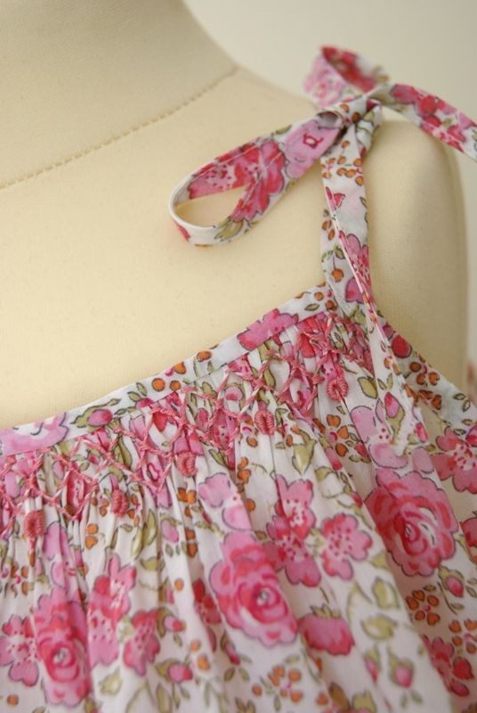 Hilde Tunic by Citronille | Liberty Felicite