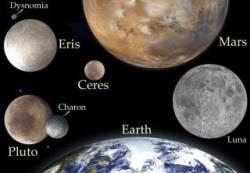 Ensayo: Los planetas enanos | Ciencia Puerto Rico