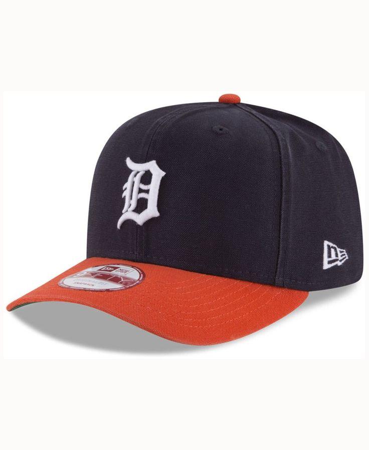 New Era Detroit Tigers Vintage Washed 9FIFTY Snapback Cap