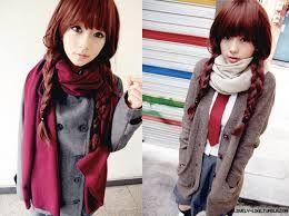 Resultado de imagen para peinados coreanos