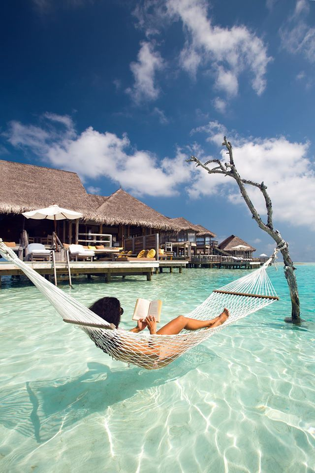Do you dream this moment?  Maldives