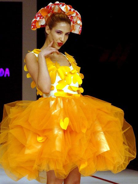 Mexican Fashion Week, yes it does exist.
