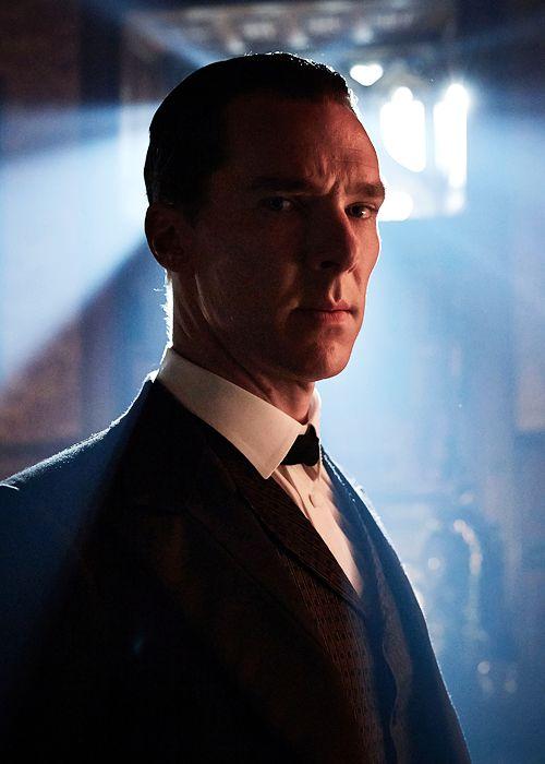 Sherlock Holmes (Benedict Cumberbatch) in the pre-Season 4 special SHERLOCK: THE…