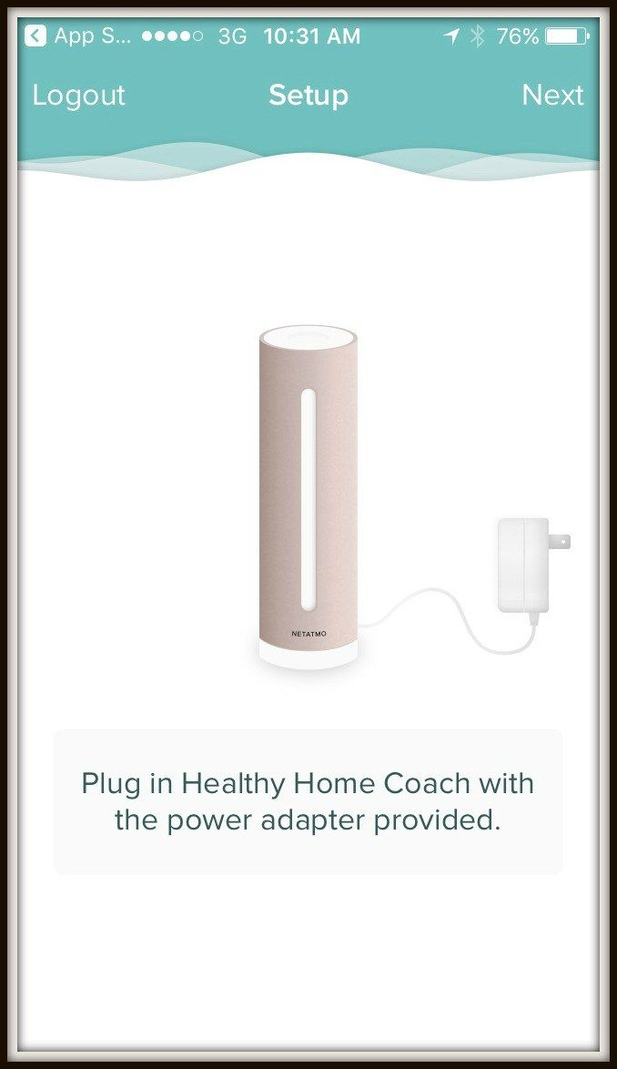 Netatmo goes on my gift guide this year because anyone who is a gadget fan will love this. Check air quality in your home. #TMMGG16