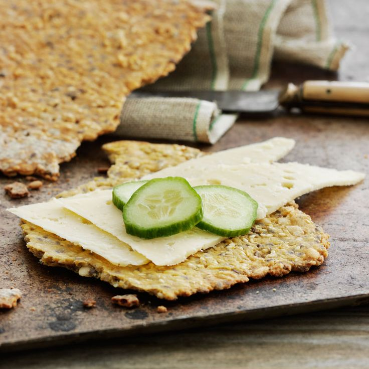 Hälsoknäcke - Glutenfritt, lättkavlat och framförallt – lättätet!