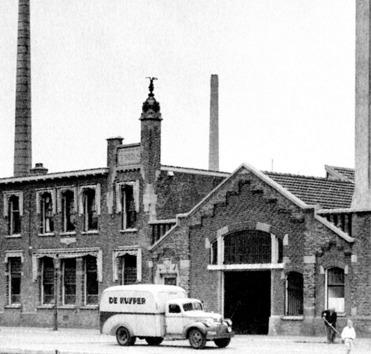 De Kuyper Company back in the day. #Schiedam