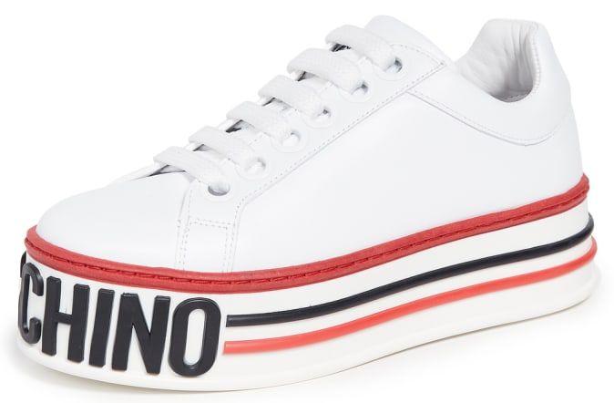 26 Pairs of Platform Sneakers to Help