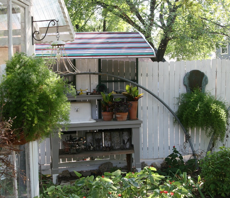 19 Best Images About Vintage Metal Awnings On Pinterest