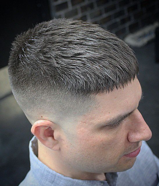 Men S French Crop Haircut: 30 Best Images About French Crop Haircut On Pinterest