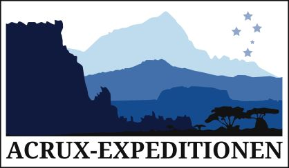 Acrux-ekspeditionen Logo