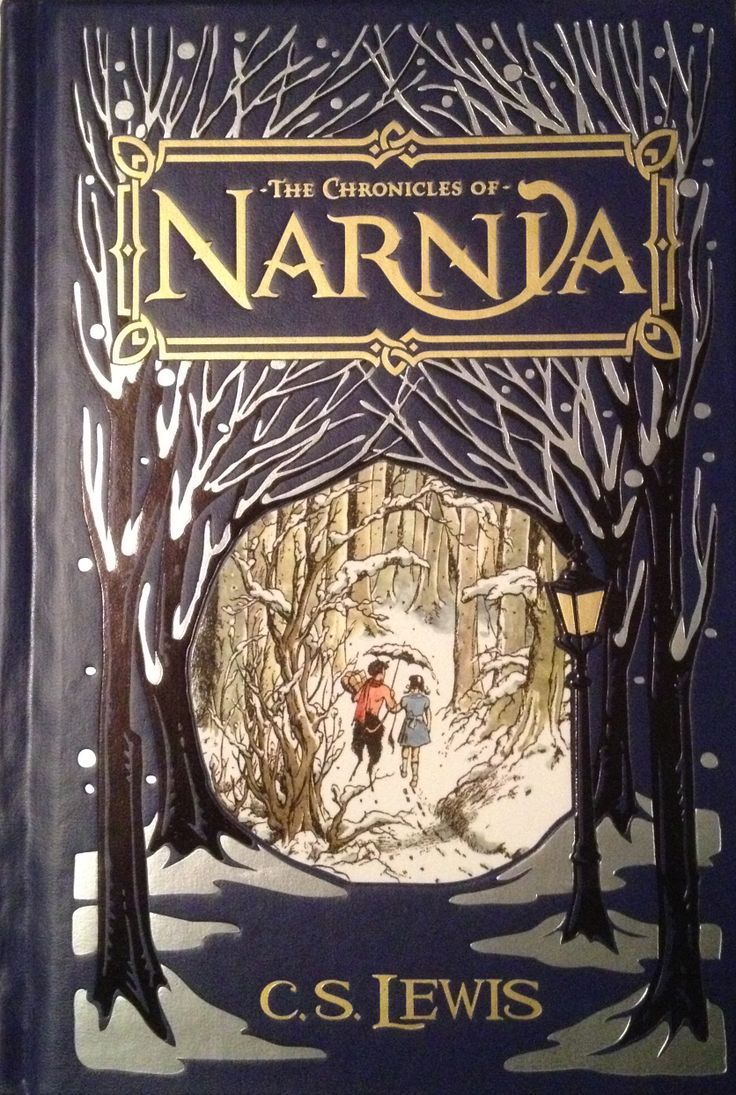 Chronicles Of Narnia In A Single Leatherbound
