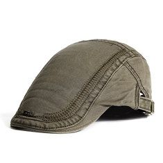 Only US$6.99 , shop Mens Retro British Style Grid Beret Hat Casual Sunscreen Newsboy Peaked Caps at Banggood.com. Buy fashion Hats & Caps online.