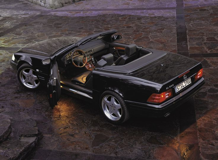 1998 Mercedes SL 500