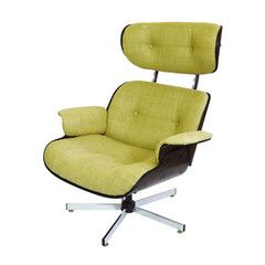 Herman Miller Eames Style Lounge Chair - Chairish