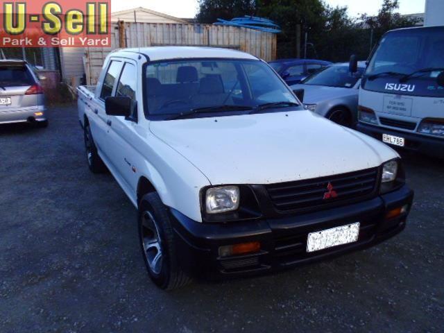 1999 Mitsubishi L200 for sale | $5,900 | https://www.u-sell.co.nz/main/browse/27728-1999-mitsubishi-l200--for-sale.html | U-Sell | Park & Sell Yard | Used Cars | 797 Te Rapa Rd, Hamilton, New Zealand