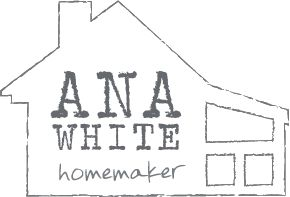 Ana White Free and Easy DIY Furniture Plans to Save You Money