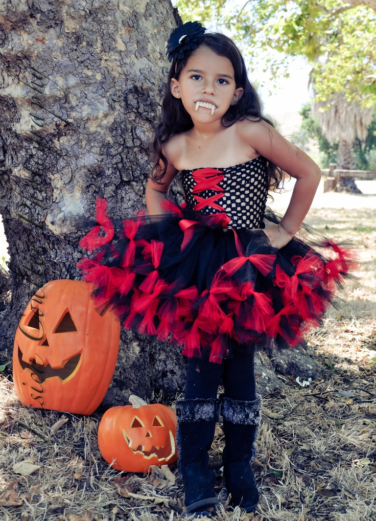 V&ire Saloon Girl Devil Petti Tutu Dress Costume  sc 1 st  Meningrey & Girl Vampire Costumes Homemade - Meningrey