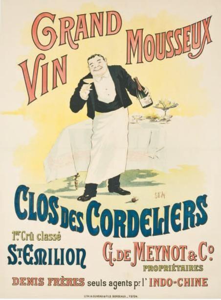 Mousseux Clos des Cordeliers