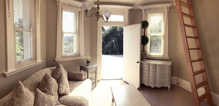 Room interiors and view