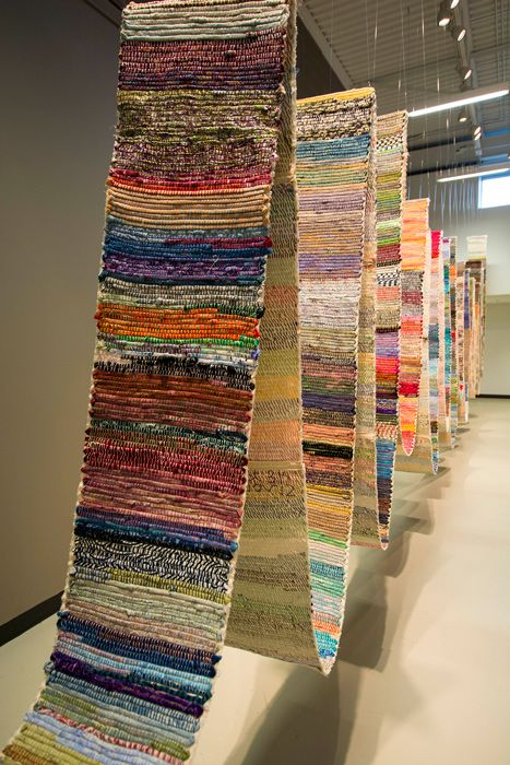 Judy's Update: Slow Stitch: Mindful and Contemplative Textile Art