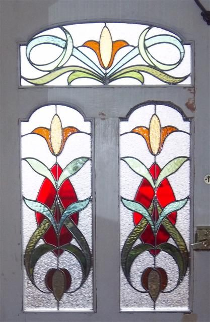 stained glass: new commissions, victorian, edwardian, period designs