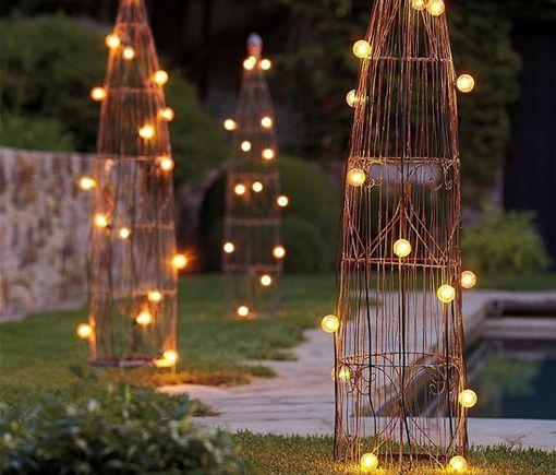 48 Best Garden Lighting Images On Pinterest Outdoor Lighting Impressive Designer Garden Lights