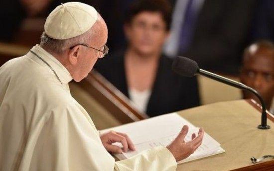 Iστορική ομιλία του Πάπα στο Κογκρέσο: Ζήτησε την κατάργηση της θανατικής ποινής