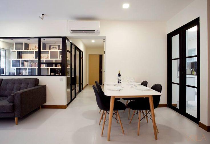 Hdb scandinavian id living room pinterest victorian for Scandinavian design reno