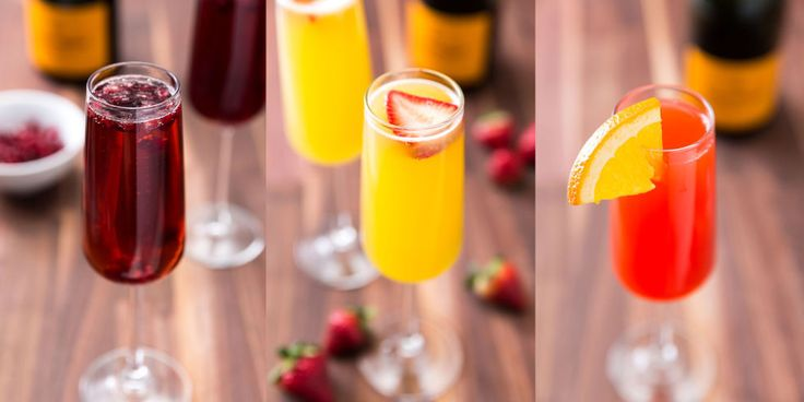 Best Mimosa Recipes - How To Make Mimosas