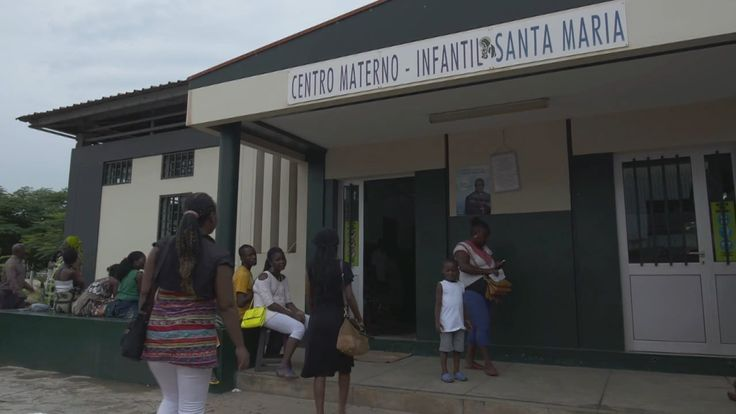 Vignette - Shalina and The Santa Maria Mother and Child Centre. Shalina Healthcare supplies affordable medicines to health facilities across Angola, like the Santa Maria Mother and Child Centre in Luanda.