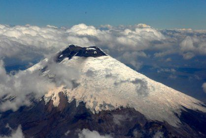 Nevado del Ruiz Colombia travel